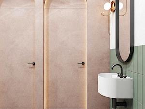 """""""Najpiękniejsze wnętrza z drzwiami DRE"""" - Łazienka, styl eklektyczny - zdjęcie od DRE"""