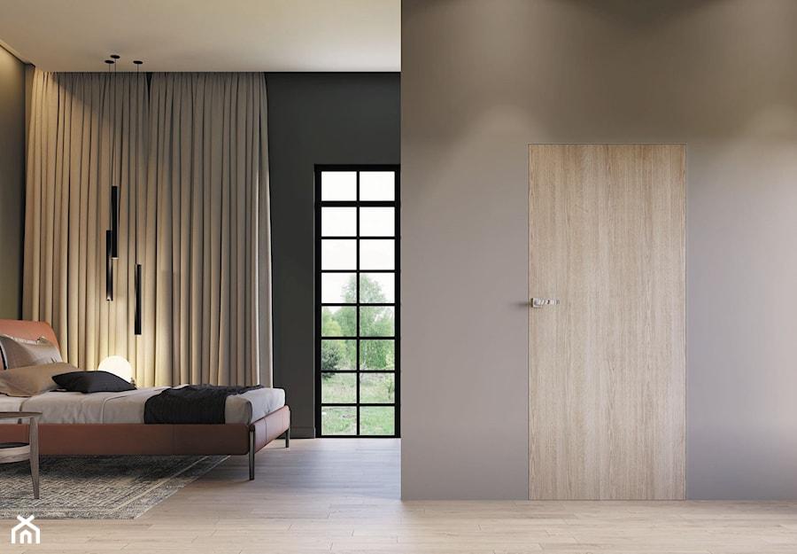Sara Eco - Sypialnia, styl minimalistyczny - zdjęcie od DRE