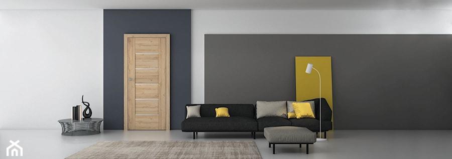 Auri - Salon, styl minimalistyczny - zdjęcie od DRE