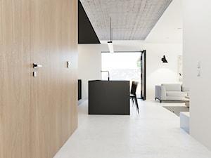 """""""Najpiękniejsze wnętrza z drzwiami DRE"""" - Hol / przedpokój, styl minimalistyczny - zdjęcie od DRE"""