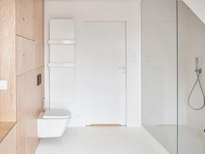 """""""Najpiękniejsze wnętrza z drzwiami DRE"""" - Łazienka, styl minimalistyczny - zdjęcie od DRE"""