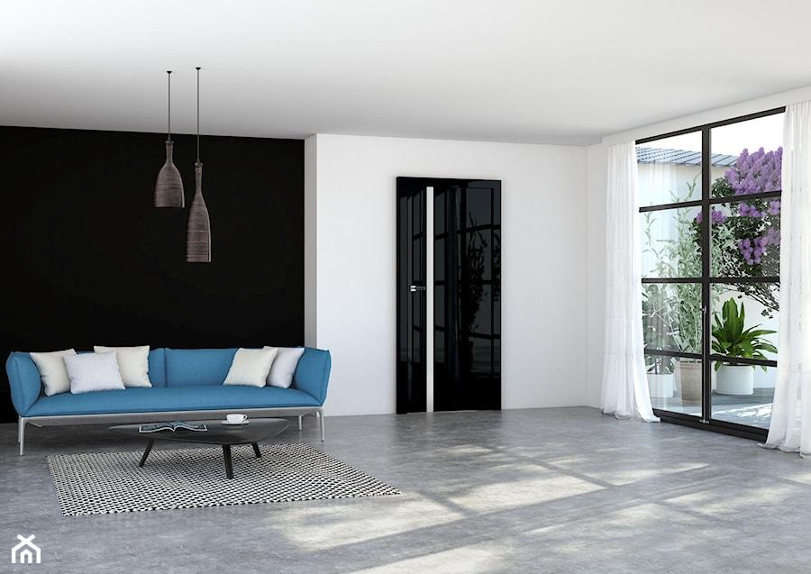 Vetro - Salon, styl minimalistyczny - zdjęcie od DRE