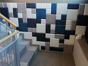 Panele gipsowe 3d - model Temida tiles - zdjęcie od Panels3d