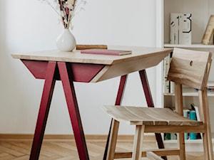 Nowe kolory biurka drewnianego vogel