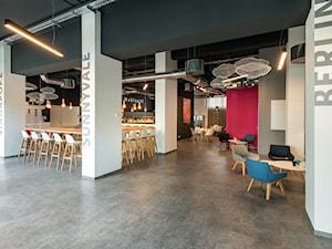 Miejsce spotkań w biurze - zdjęcie od SOUL INTERIORS