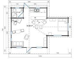 Nowoczesny+domek+dom+letniskowy+LECOLUM+-+zdj%C4%99cie+od+WOODENGARDEN