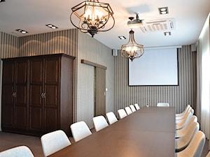 projekt wnętrz sali konferencyjnej - zdjęcie od ZW PRACOWNIA PROJEKTOWA