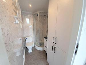 Realizacja łazienki w domku HOLENDERSKIM