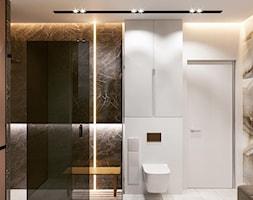 Łazienka, styl minimalistyczny - zdjęcie od Sublime studio - Homebook