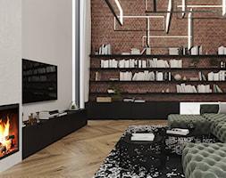 Salon, styl eklektyczny - zdjęcie od Sublime studio - Homebook