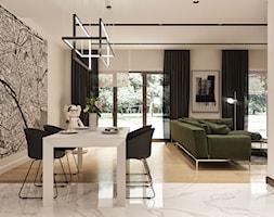 Jadalnia, styl minimalistyczny - zdjęcie od Sublime studio - Homebook