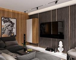 Salon, styl nowoczesny - zdjęcie od Sublime studio - Homebook