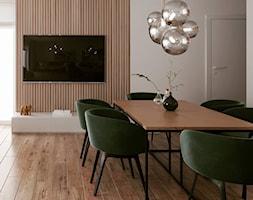 Jadalnia, styl nowoczesny - zdjęcie od Sublime studio - Homebook