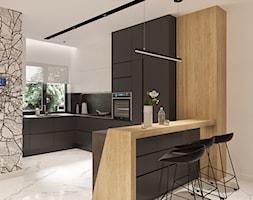 Kuchnia, styl minimalistyczny - zdjęcie od Sublime studio
