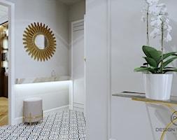 Mieszkanie dla dojrzałej pary w Siedlcach - Hol / przedpokój, styl nowoczesny - zdjęcie od DESIGNYOURHOME - Homebook