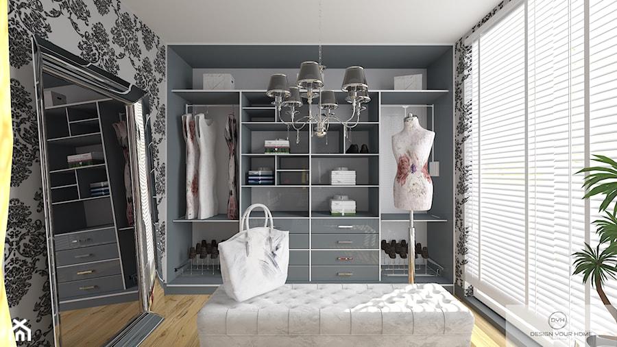 Garderoba w stylu Glamour - zdjęcie od DESIGNYOURHOME