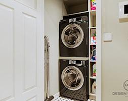 Warszawa mieszkanie 66 m2 na Grochowie - Garderoba, styl nowoczesny - zdjęcie od DESIGNYOURHOME - Homebook