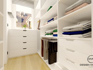 Mała garderoba
