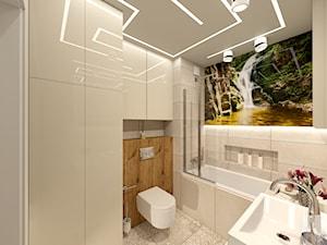 Mieszkanie 56 m2 - dwa pokoje + salon z aneksem kuchennym + taras