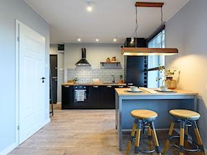 Dwupiętrowe Mieszkanie w Stylu Urban Loft