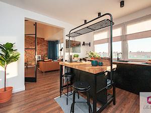 Mieszkanie z Antresolą w Bloku