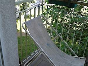 Romantyczny balkon Lili