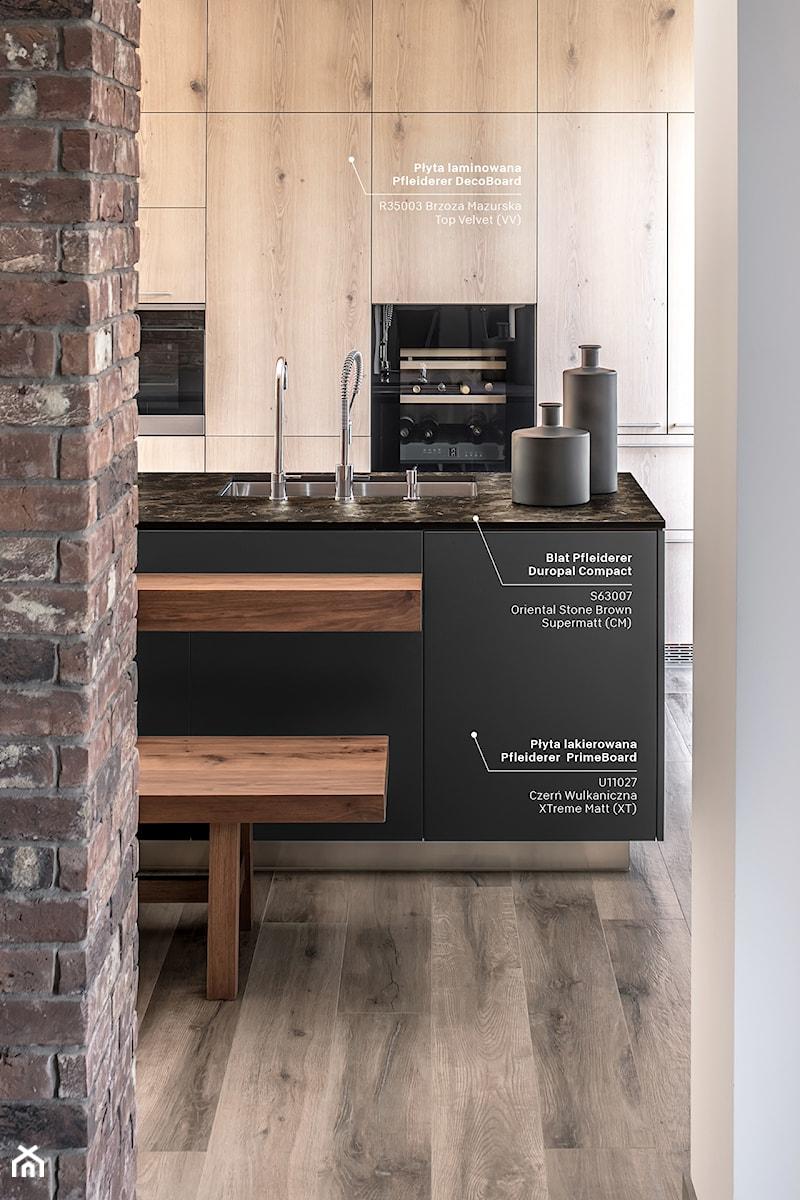 Kuchnia - Kuchnia, styl eklektyczny - zdjęcie od Pfleiderer