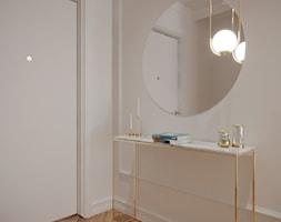 Projekt strefy wejściowej w Warszawie - zdjęcie od D ' INTERIOR. Studio Wnętrz - Homebook