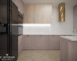 Projekt aneksu kuchennego - zdjęcie od D ' INTERIOR. Studio Wnętrz - Homebook