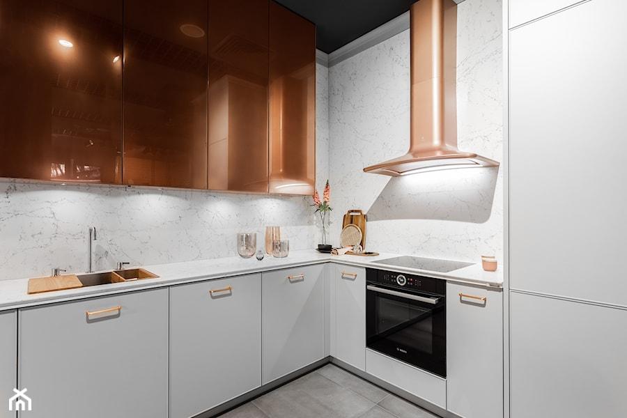 kuchnia S6 z kolekcji STYLE marki ernestrust - zdjęcie od ernestrust