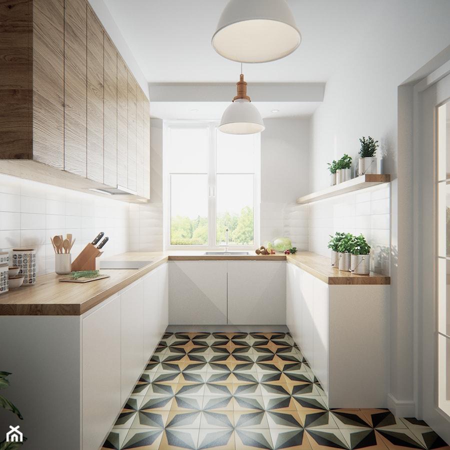 Mała kuchnia - zdjęcie od Ewelina Przewodowska-Rylka