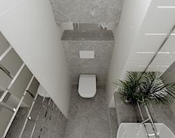 Projekt ubikacji - Łazienka, styl nowoczesny - zdjęcie od Wabud Sp z o.o. - Homebook