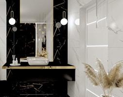 Projekt Hollywood - Łazienka, styl glamour - zdjęcie od Wabud Sp z o.o. - Homebook