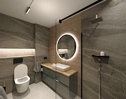 Projekt Kamień - Łazienka, styl nowoczesny - zdjęcie od Wabud Sp z o.o. - Homebook