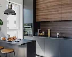 Kuchnia - Gdańsk, Słoneczna Morena - Kuchnia, styl industrialny - zdjęcie od m2o studio - Homebook