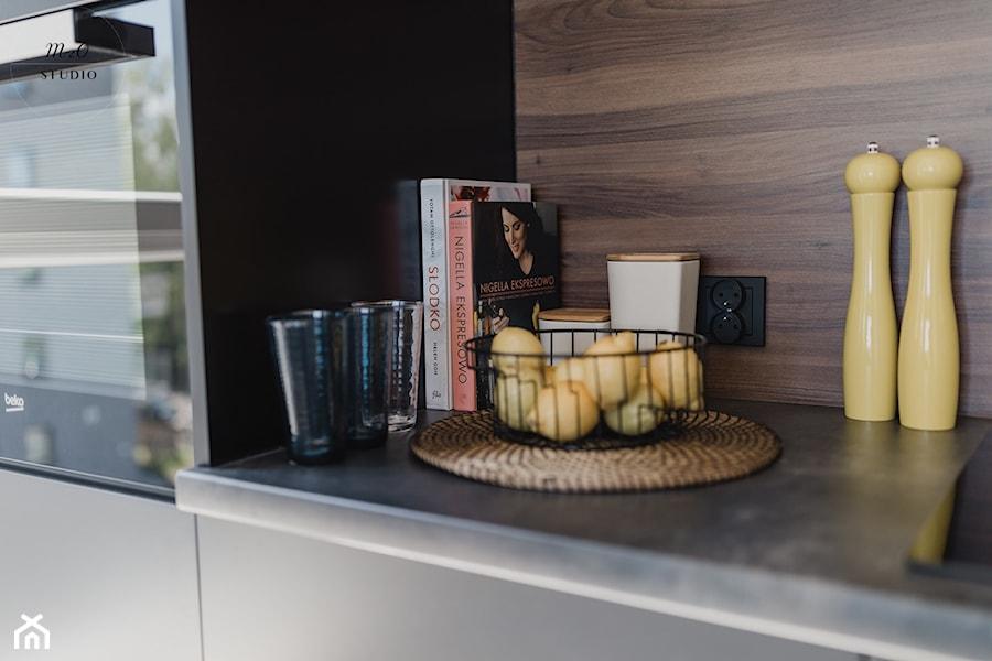 Kuchnia - Gdańsk, Słoneczna Morena - Kuchnia, styl industrialny - zdjęcie od m2o studio