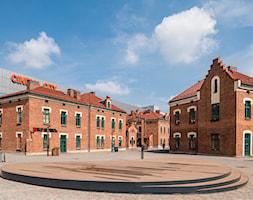 Plac+przed+galeri%C4%85+handlow%C4%85+w+Krakowie+-+zdj%C4%99cie+od+Timberness