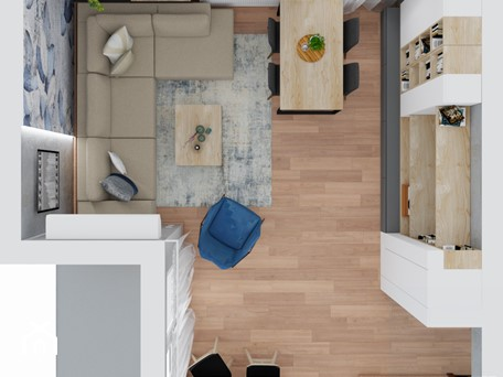 Aranżacje wnętrz - Salon: Gdańsk - salon - Salon, styl nowoczesny - MVision Studio Projektowe. Przeglądaj, dodawaj i zapisuj najlepsze zdjęcia, pomysły i inspiracje designerskie. W bazie mamy już prawie milion fotografii!