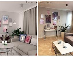 Projekt vs. Realizacja - zdjęcie od MVision Studio Projektowe - Homebook