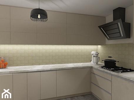 Aranżacje wnętrz - Kuchnia: Projekt metamorfozy kuchni - prokop_house. Przeglądaj, dodawaj i zapisuj najlepsze zdjęcia, pomysły i inspiracje designerskie. W bazie mamy już prawie milion fotografii!