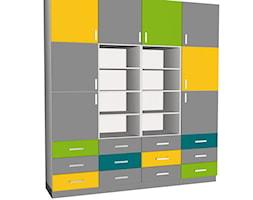Projekt szafy - zdjęcie od prokop_house - Homebook
