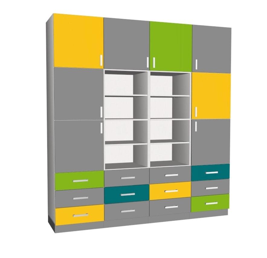 Projekt szafy - zdjęcie od prokop_house