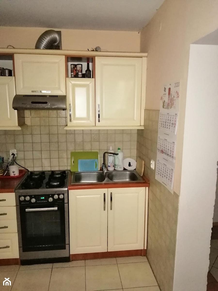 Kuchnia przed metamorfozą - zdjęcie od prokop_house