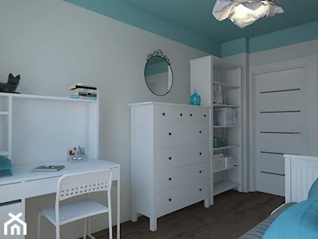 Aranżacje wnętrz - Pokój dziecka: Pokój 12 latki - prokop_house. Przeglądaj, dodawaj i zapisuj najlepsze zdjęcia, pomysły i inspiracje designerskie. W bazie mamy już prawie milion fotografii!