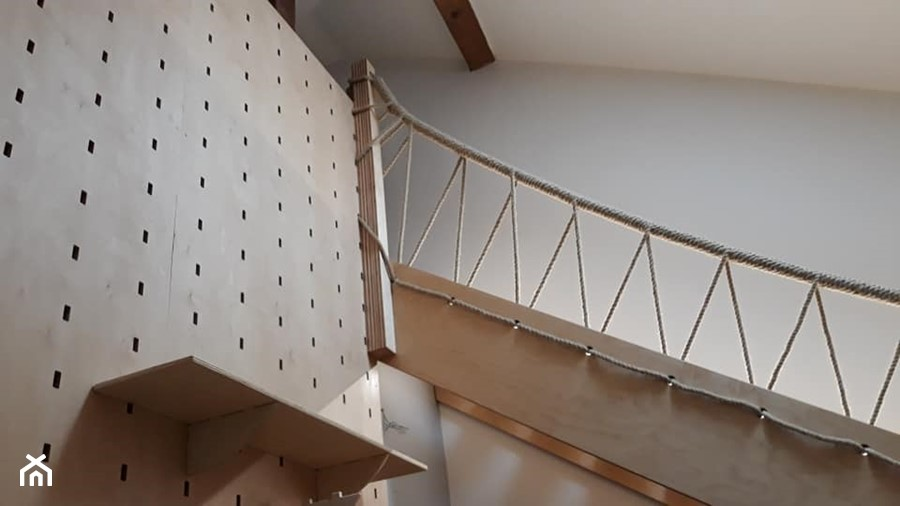 Schody ze sklejki. - zdjęcie od prokop_house
