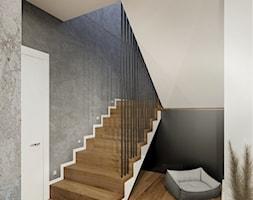 Projekt+wn%C4%99trza+salonu+po%C5%82%C4%85czonego+z+jadalni%C4%85+-+zdj%C4%99cie+od+BOHE+Architektura