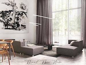 Brand New House - Architekt / projektant wnętrz
