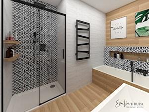 łazienka / prysznic - zdjęcie od Emilia Krupa Projektant Wnetrz