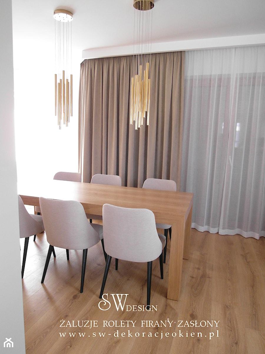 ciepłe wnętrza - zdjęcie od sw design dekoracje okien