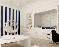 Pokój dziecka w stylu marines - zdjęcie od Ludwinowska Studio Architektury